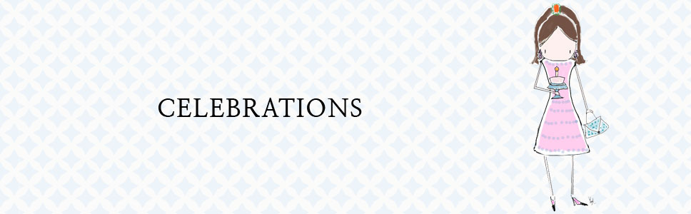 Celebrations Header Image