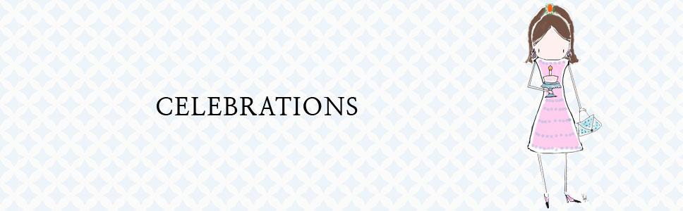 Celebrations Header Image