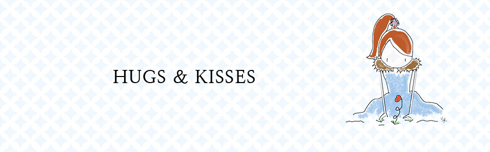 Hugs & Kisses Header Image